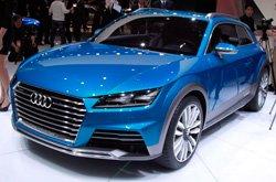 [新车解析]奥迪Allroad猎装版概念车首发