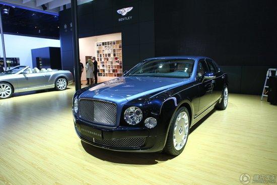 北京车展十大顶级豪车盘点 最高4700万元