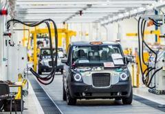 英国迎来首家现代化中国汽车工厂 全新TX5年底上市