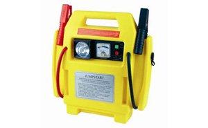 便携式带气泵应急电源