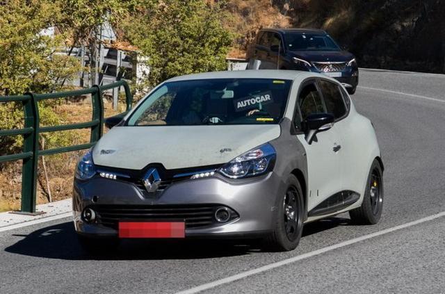 三菱新一代Mirage 或基于雷诺新Clio打造