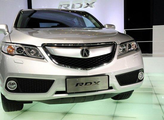 全新讴歌RDX亮相北京车展 或将年底引进