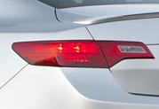 Acura ILX动感尾灯造型