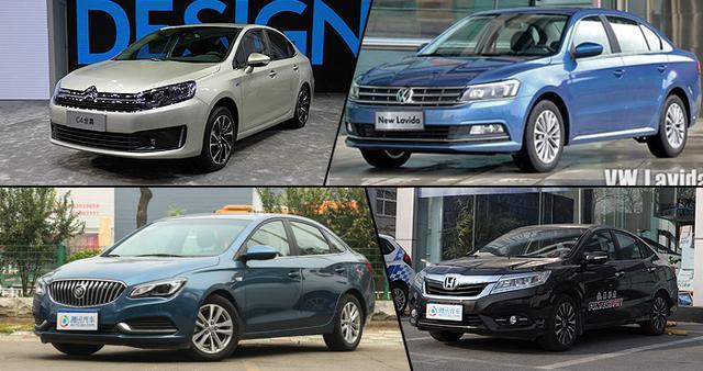 15万内的全能家轿 四款紧凑级车型推荐