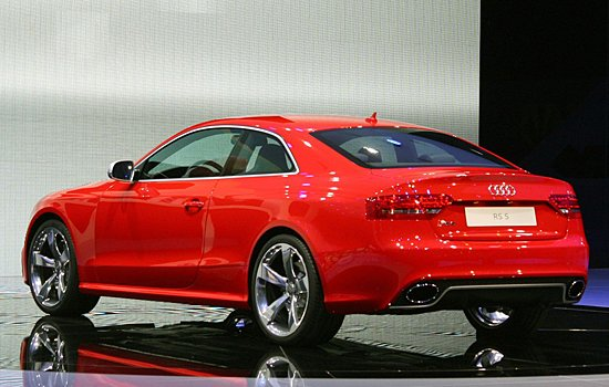 [新车解析]奥迪全新高性能车RS5全面解读