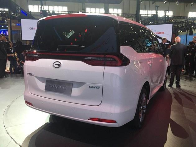 广汽传祺GM6将于广州车展开启预售 7座布局/小号GM8