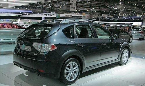 斯巴鲁翼豹XV推两新车型 售20.98-21.98万