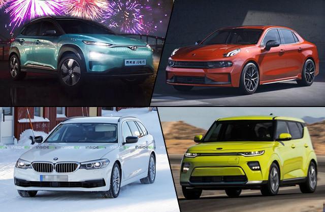 韩系新能源将崛起?近期最新一批新能源车抢先看