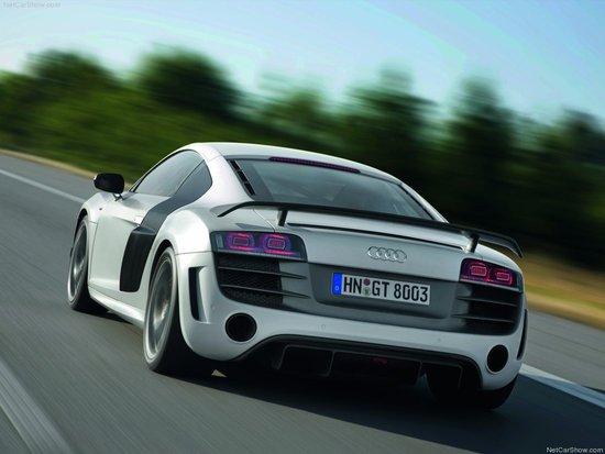 有望亮相上海 奥迪2011款R8 GT限量333台