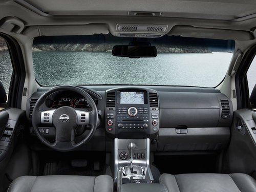 日产全新前驱全尺寸7座SUV 底特律将首发
