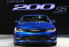 克莱斯勒200S发布