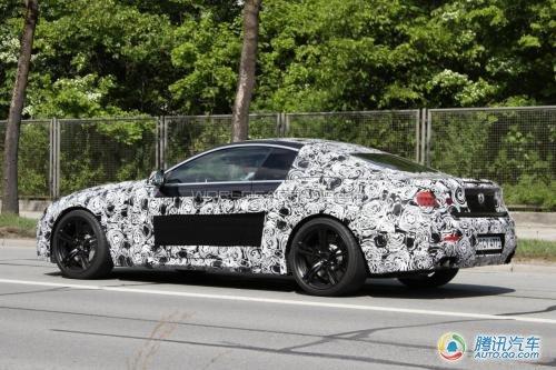 或广州车展首发 宝马M6轿跑版更多消息曝光