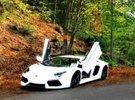 兰博基尼Aventador户外写真