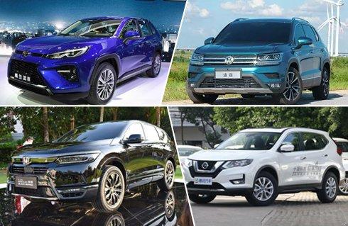 威兰达预售火爆/皓影销量攀升 20万内SUV竞争激烈