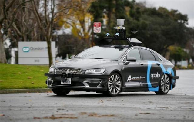 """百度自动驾驶""""脱离""""表现:每41英里需人工介入一次"""