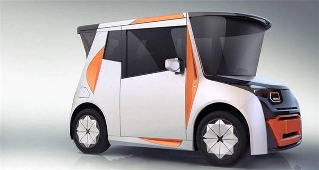宝马前首席设计师推阿尔法版电动车 外观设计与众不同