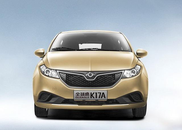 基于全球鹰K17A车型打造 康迪全球鹰K17A-S纯电动车型8月3日上市