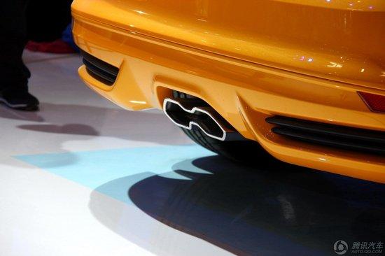 福特新福克斯st亮相北京车展高清图片