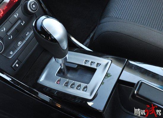 2013款上海汽车MG6居家运动型男 -MG6 MG 评测中心高清图片