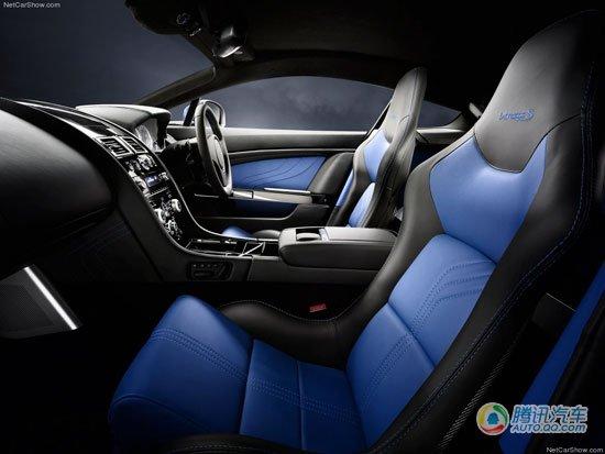 性能提升 阿斯顿马丁全新V8 Vantage S发布