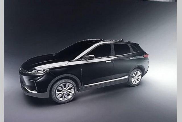 威马首款量产车有望明年上市 订价约20万