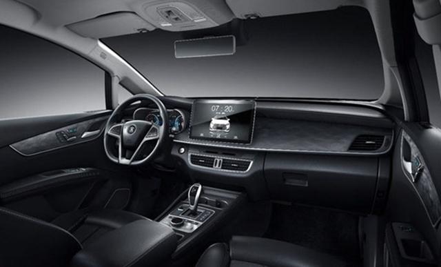 比亚迪宋MPV车型或9月上市 全新设计风格