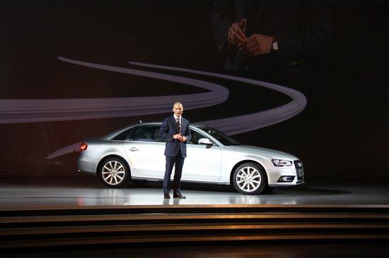 改款奥迪A4L今日上市 售价27.28-57.81万元