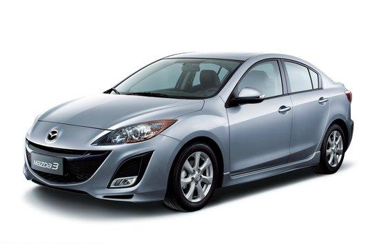 最值得期待 新Mazda3三厢上海车展首发