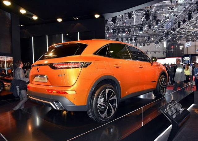 国产DS 7 CROSSBACK消息 将于广州车展亮相