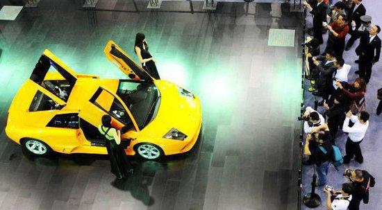 2010广州车展开幕 全球首发车数量创记录