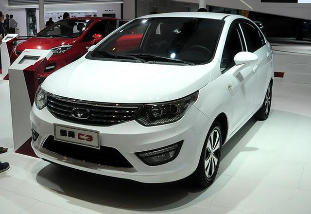 凯翼C3成都车展发布 预计2014年底上市