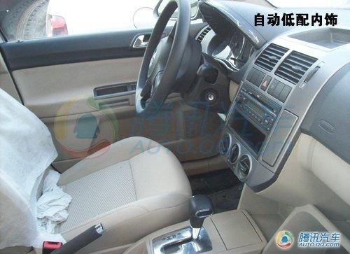 小改升级 独家曝光2011款POLO劲取多款车型