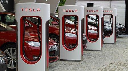 特斯拉进入北京新能源车摇号池