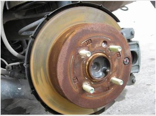 为什么你的车那么容易生锈 看完你就明白了