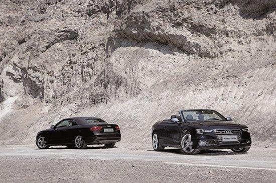 一个温和一个性情 奥迪A5、S5试驾对比