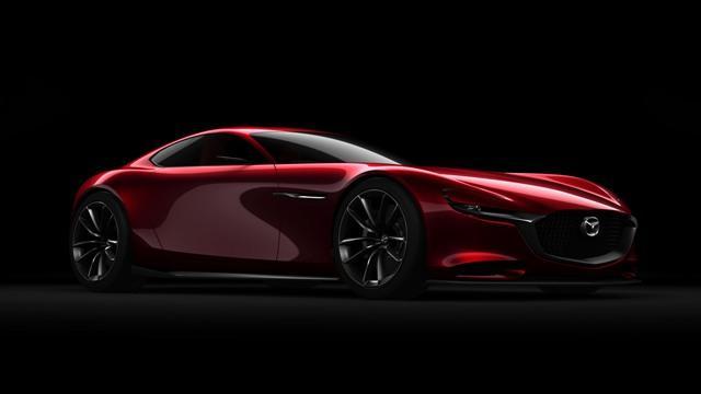全新马自达RX-9或今年10月东京车展发布