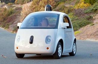 福特将有可能为谷歌代工生产无人驾驶车辆