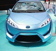 丰田混合动力概念车
