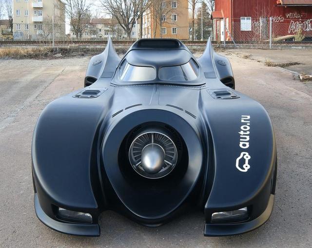 开��y�n�oe_只要110万美元 原版蝙蝠战车开回家!