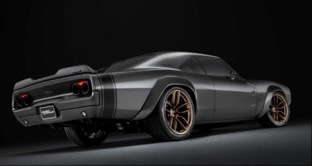 当速度与激情遇见狂野 8款性能车高清官图品鉴