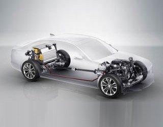 凯迪拉克-智能多模式电驱
