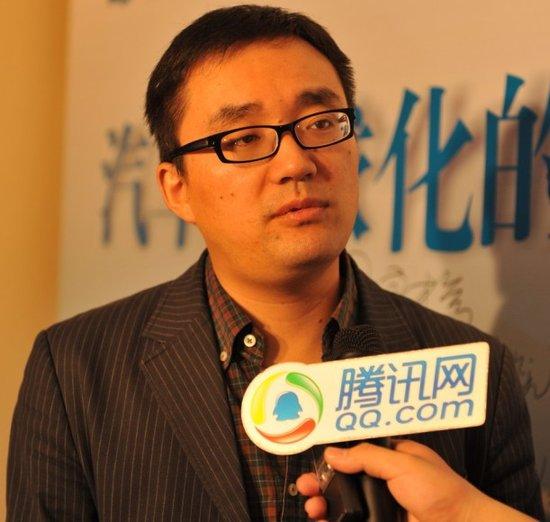 徐峰:微博介入将成为上海车展最大亮点之一