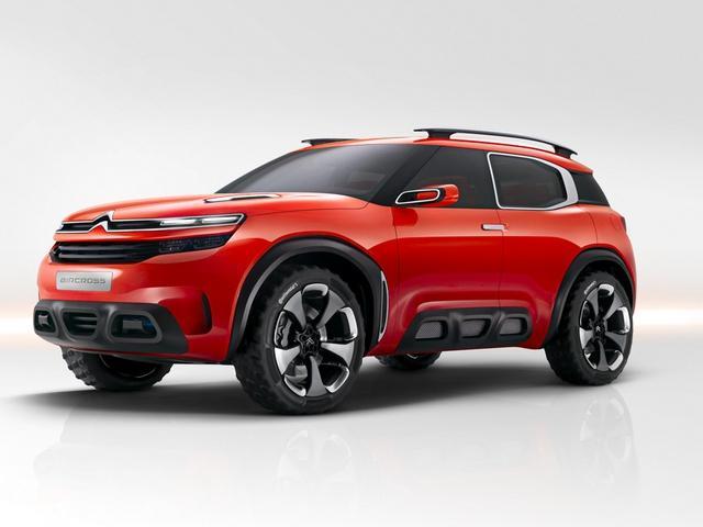 东风雪铁龙将上海车展推全新SUV 高于C3-XR