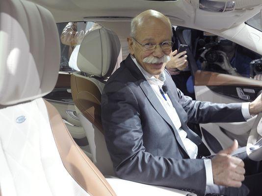 时隔十余年 奔驰再夺全球奢侈汽车品牌桂冠