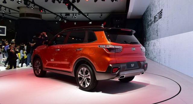 起亚新e代智跑公布 定位紧凑型SUV