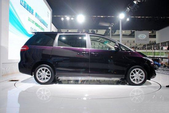 [新车解析]比亚迪新款M6广州车展首发亮相