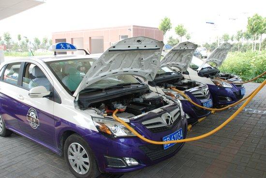 北汽电动出租车运营超400万公里 三年可盈利