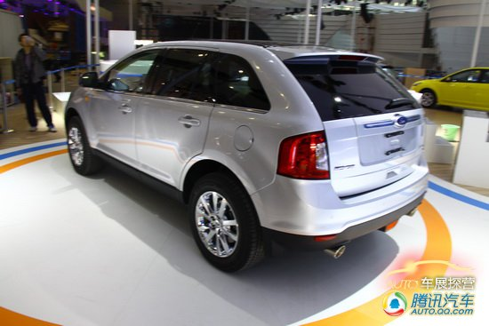 [车展探营]福特全新SUV锐界登录广州车展
