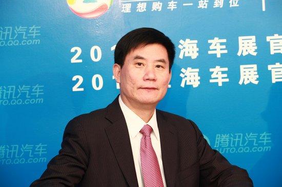 吴建中:2015众泰电动车年销目标1.2万辆