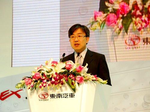 安全、科技、环保 东南汽车亮相北京车展
